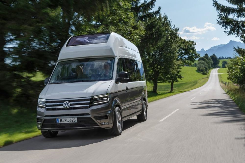New VW Camper Set to Launch Next Month
