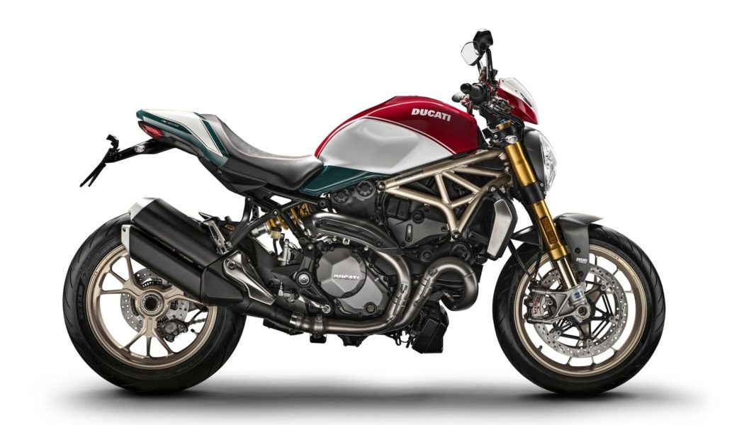 Street Fighter – 25 Years of the Ducati Monster