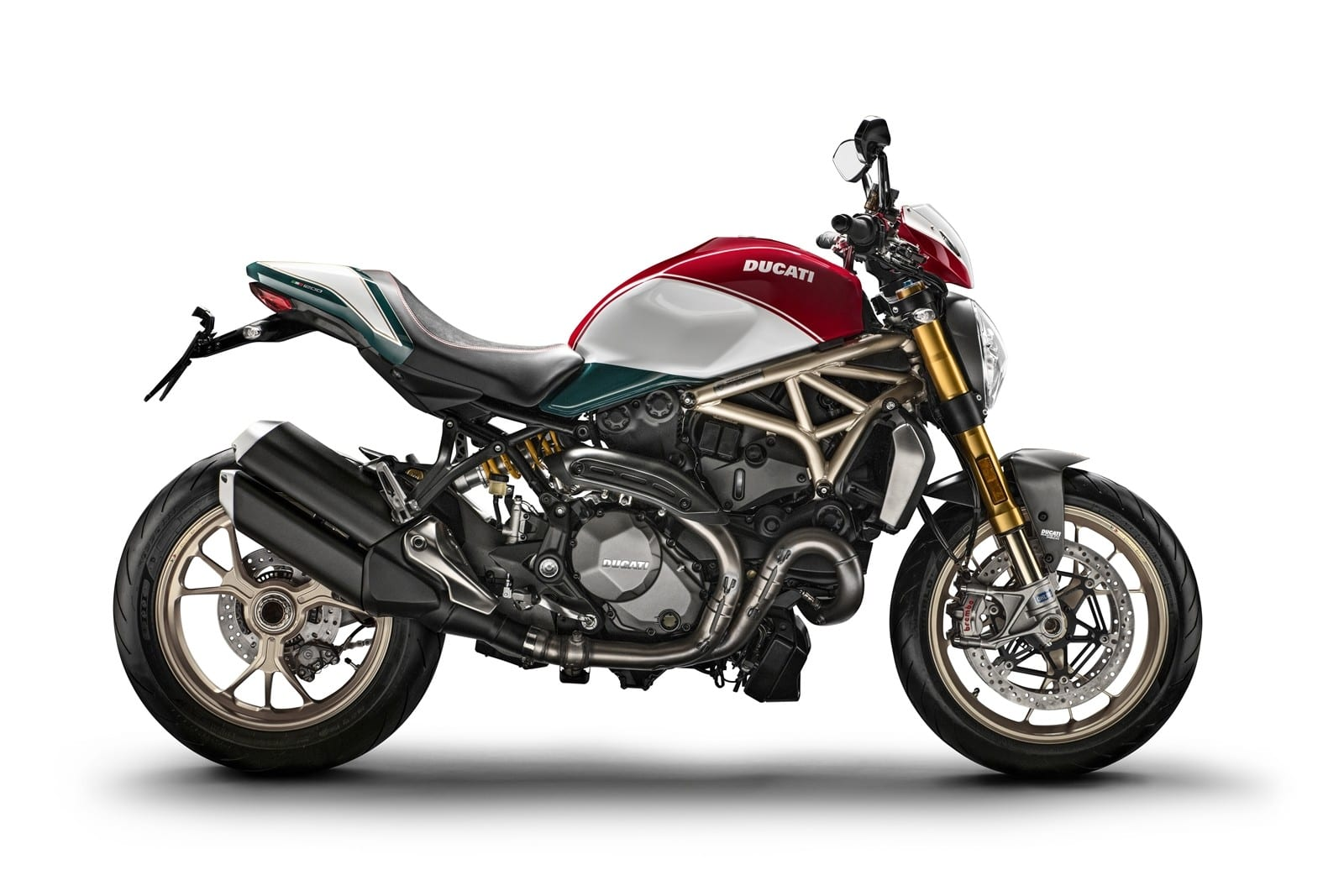 Street Fighter - 25 Years of the Ducati Monster