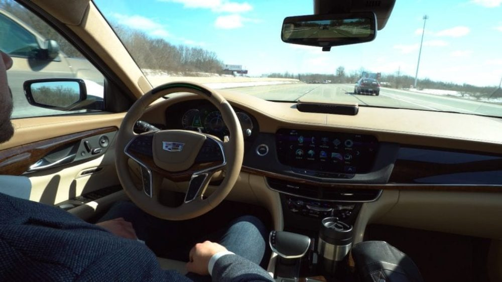 GM Plans to Make Every Cadillac an Autonomous Cadillac