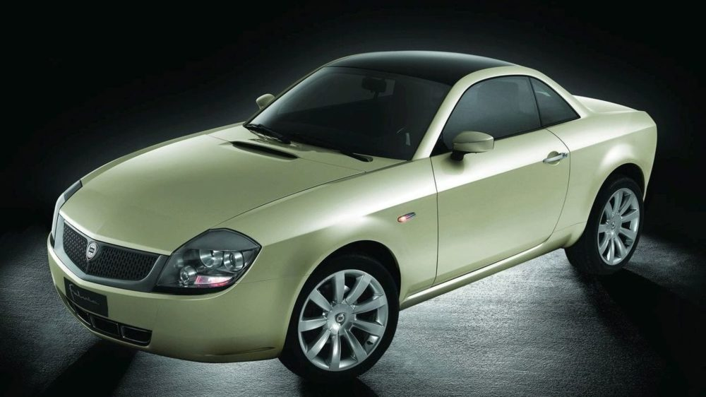 Lancia Almost Became the Italian Tesla Last Year