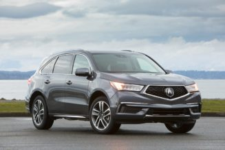 2019 Acura MDX Sport Hybrid Arrives in Dealerships