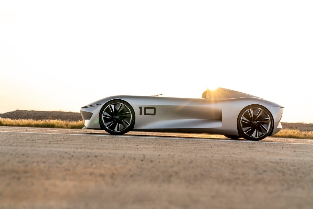 Infiniti Prototype 10 is Classic Style, Modern Flavor (50 Photos)