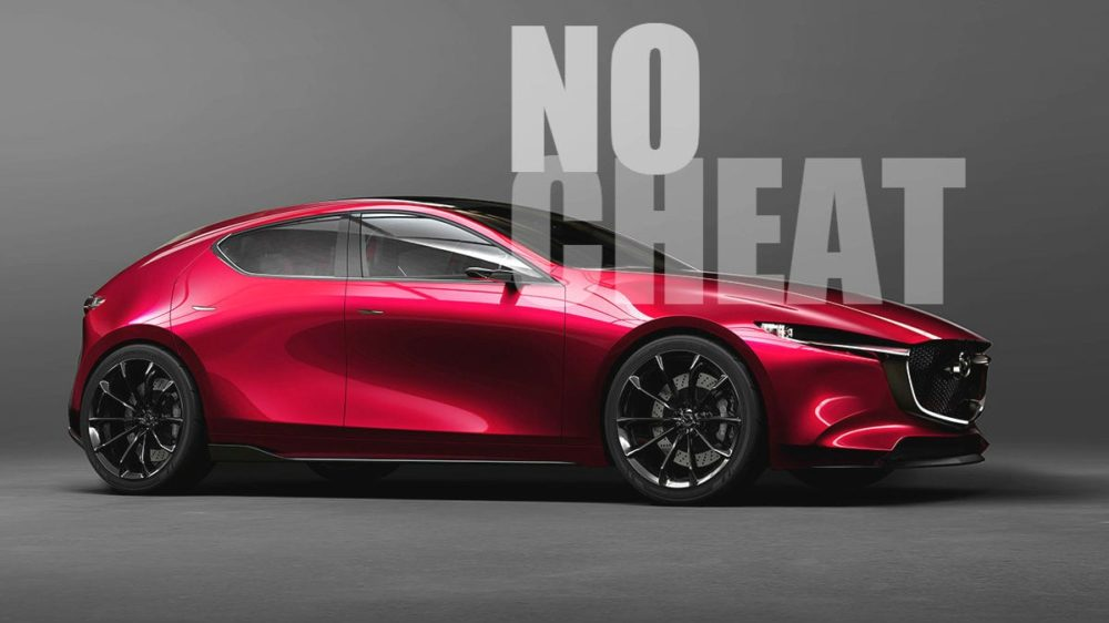 Mazda Denies Emissions Cheat Allegations