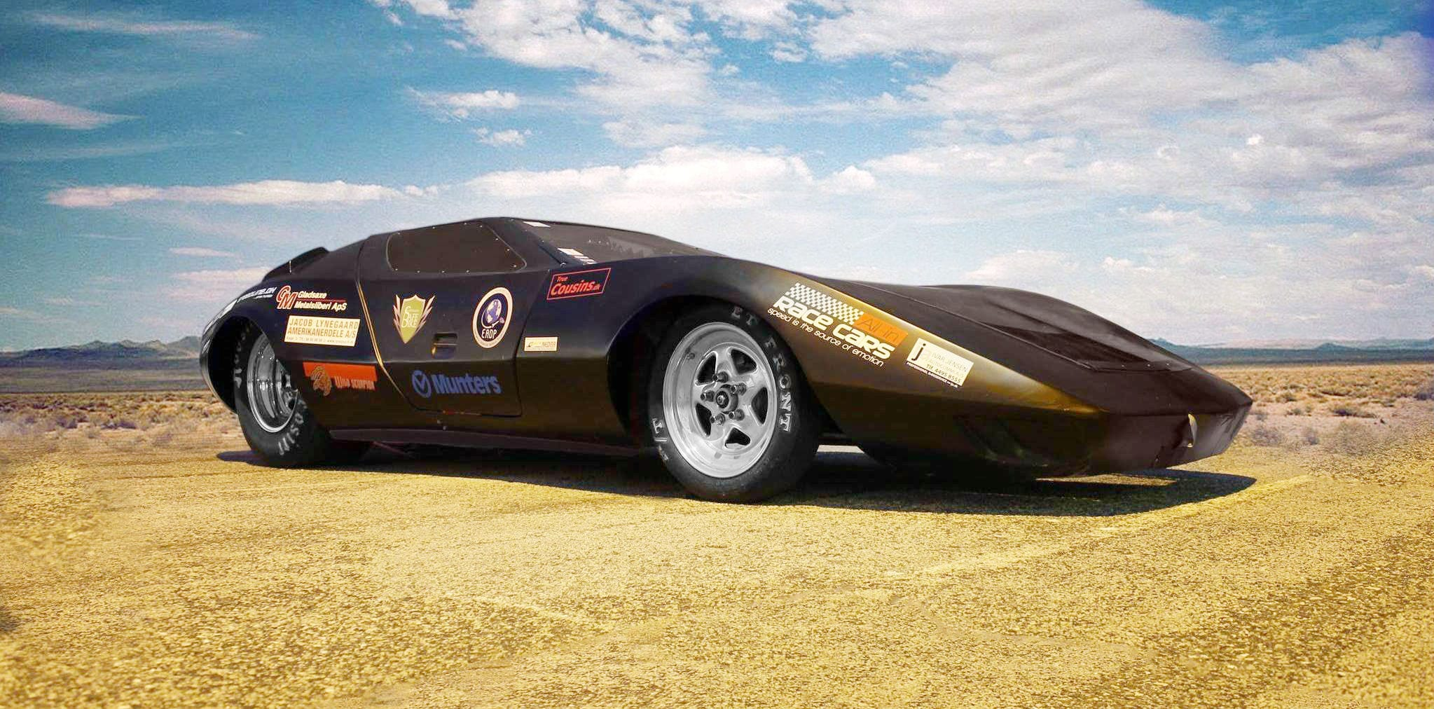Meet the World's Quickest 1/4 Mile Electric Doorslammer