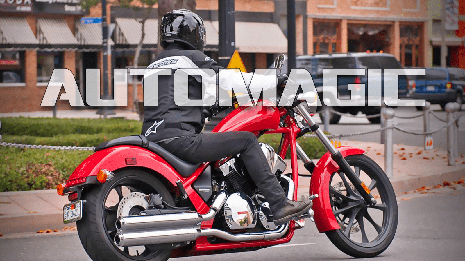 Honda Fury Could Make a Comeback w/ Automatic Transmission