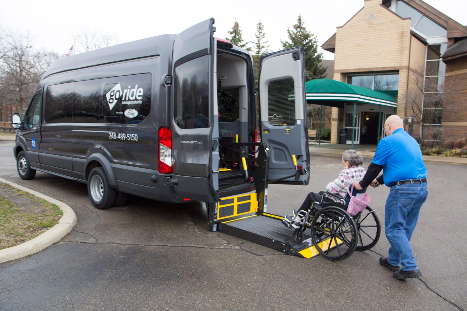 Ford Partners with GoRide to Improve Detroit Healthcare