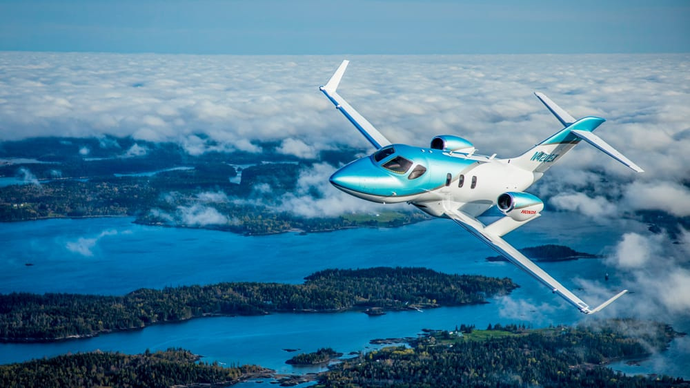 HondaJet Elite is the Most Delivered Aircraft in its Class