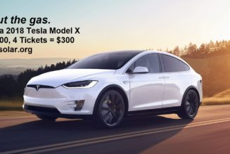 Win a Tesla Model X from ISEA in their 2018 Raffle