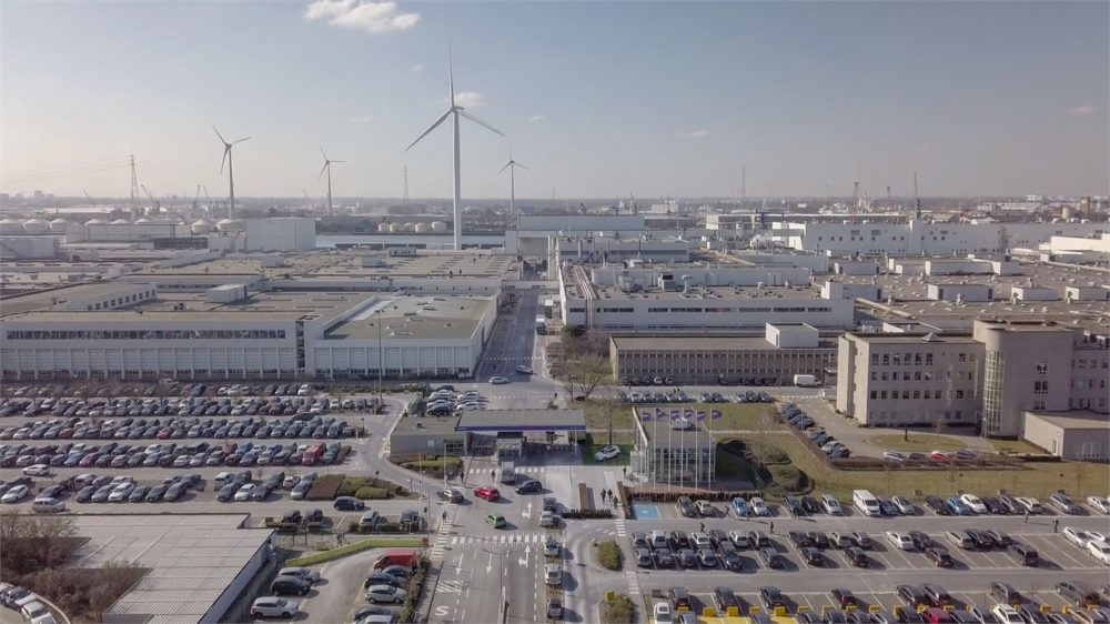 Volvo's Ghent Factory Gets a Solar Upgrade