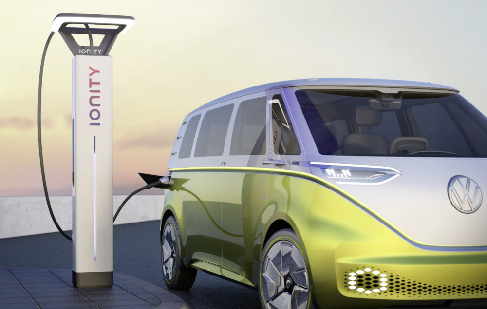 Volkswagen Ramps Up its E-mobility Program