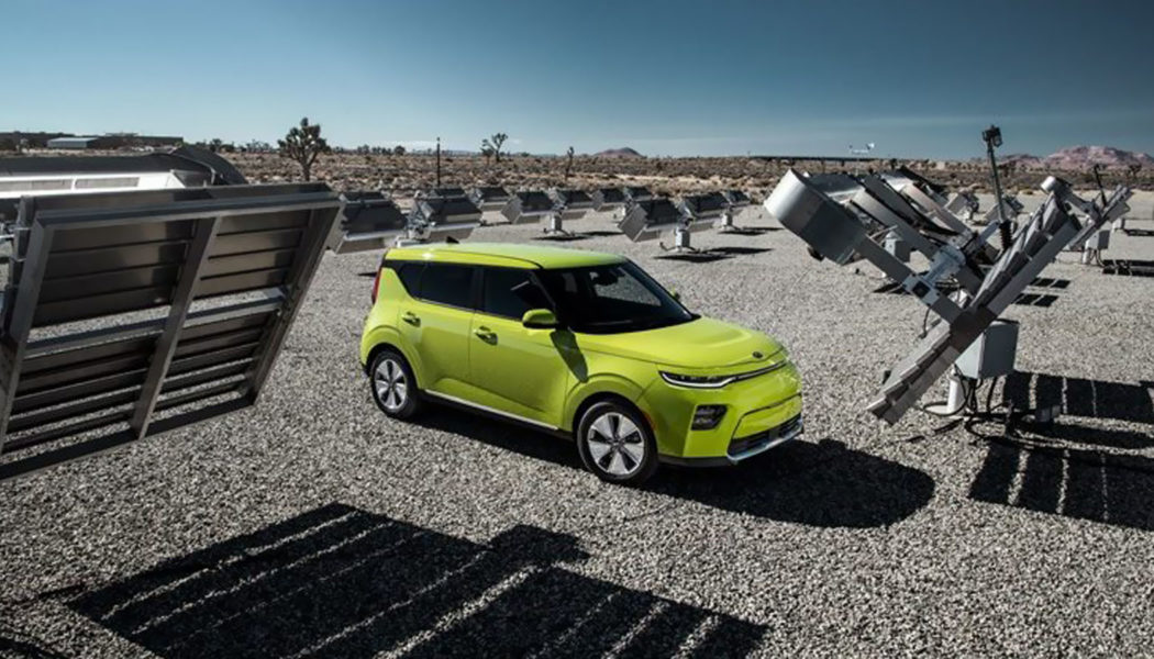 LA 2018:  2020 Kia Soul EV Makes its Debut