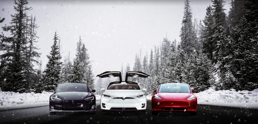 Could You Win a Tesla for the Holidays?