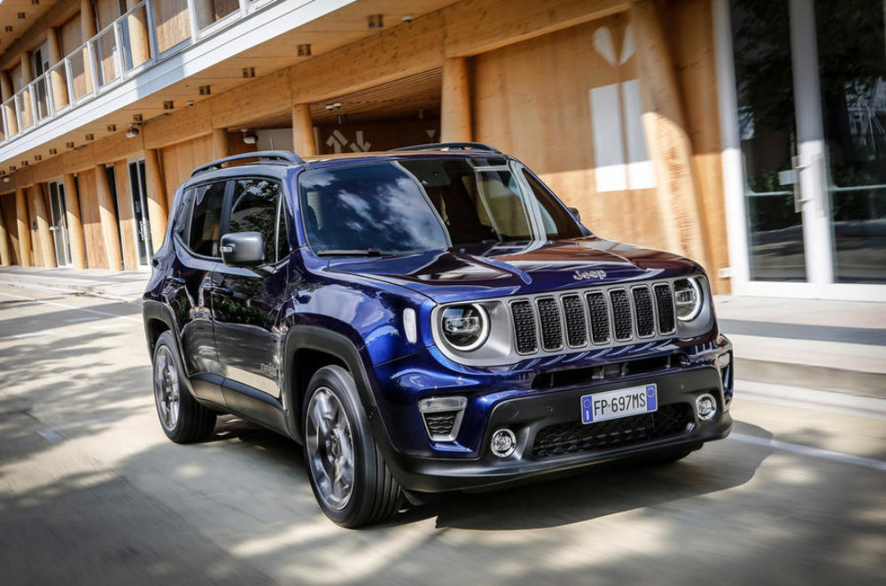 2020 Jeep Renegade Hybrid Nearly Ready Enrg Io