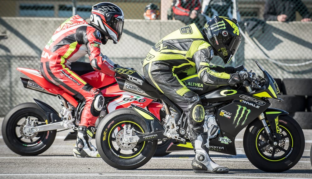 Coming to America: Ohvale GP-0 Minibike