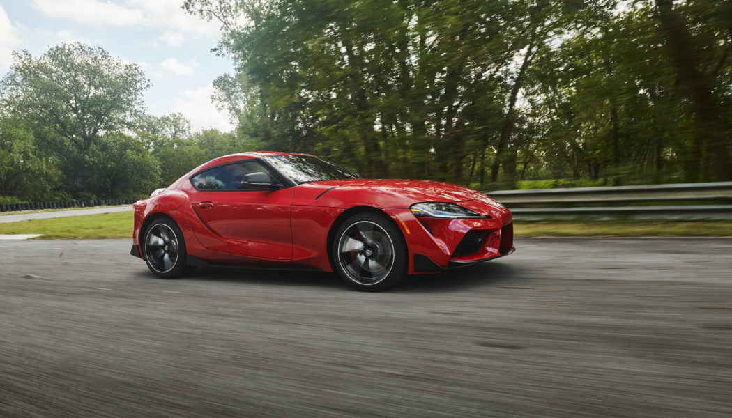 40 Photo Gallery:  All-new 2020 Toyota Supra