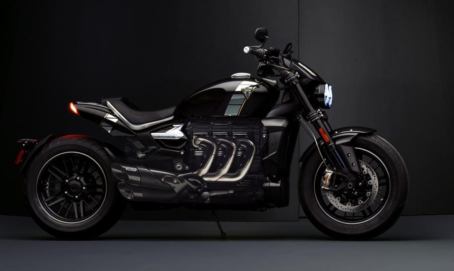 Revealed:  2019 Triumph Rocket III + Truxton Concept