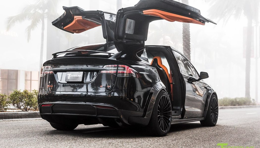 T Largo 7 | Tesla Model X by T Sportline
