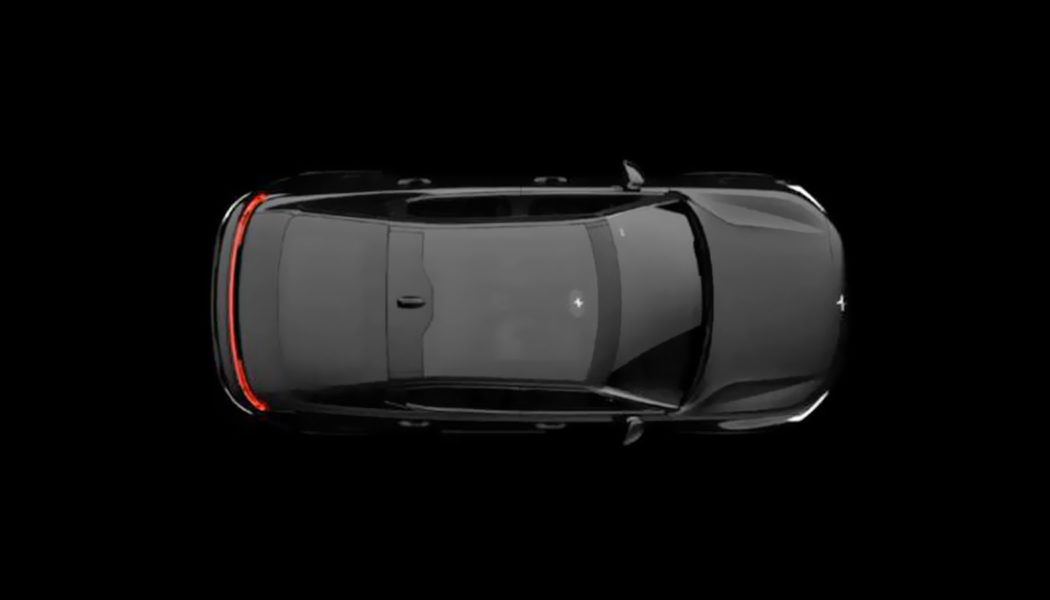 Volvo Polestar 2 Teased in Android App