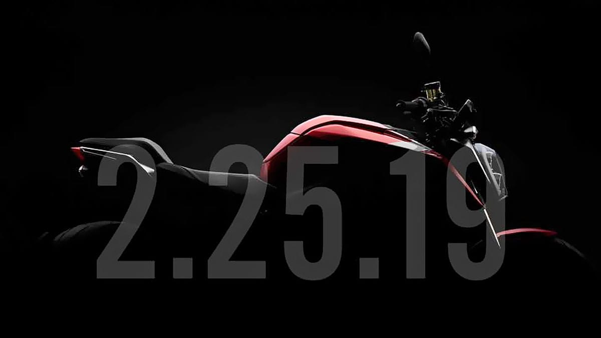 Zero Motorcycles Teases All-new Zero SR/F