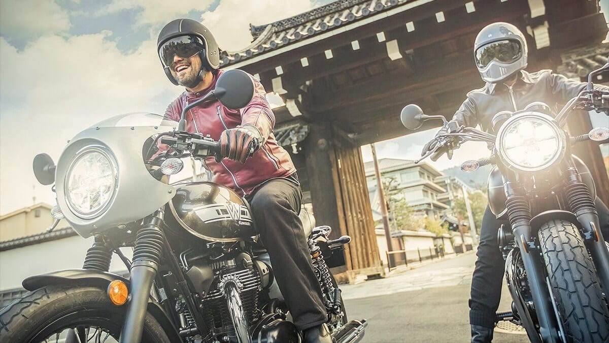 Coming to America:  Kawasaki W800 Street Model Headed to the US