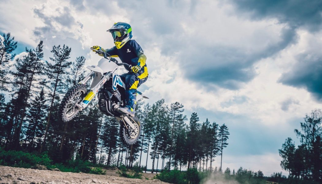 Husqvarna EE 5 electric motorcycle