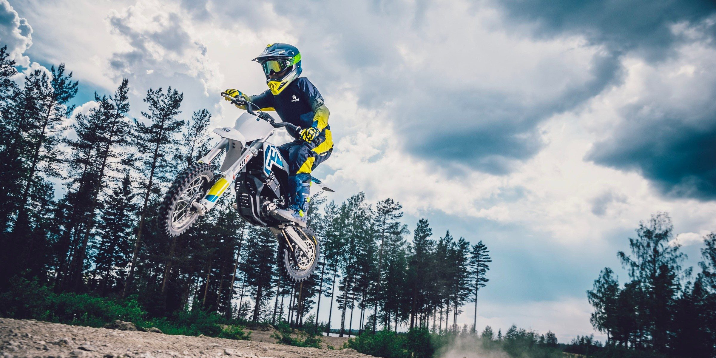 Husqvarna Releases its First-ever Electric Motorcycle