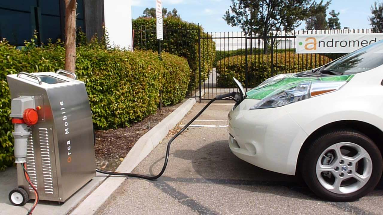 The Future of Mobile Electric Charging