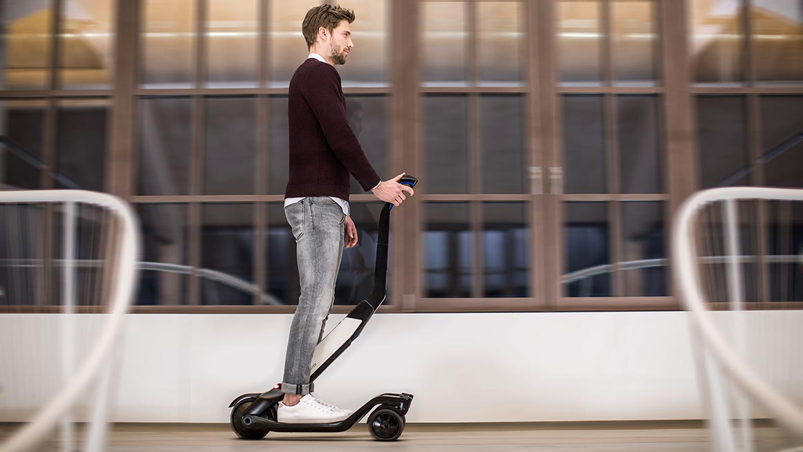 Volkswagen Introduces New Line of E-Scooters