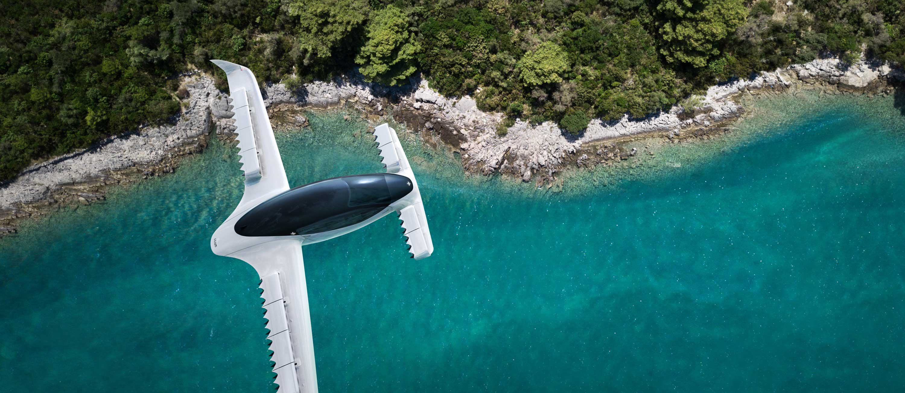 Electric Air Taxis may be a Reality Sooner than Expected thanks to German Startup Lillium