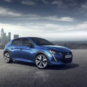 French Automotive Company Peugot Introduces an All-Electric SUV