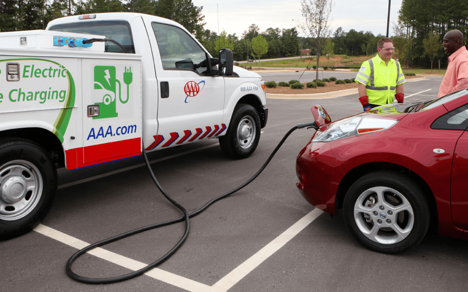 Can I Jumpstart my Electric Car?