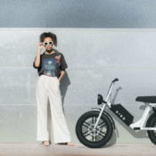 Summer Fun! Electric Mopeds are here and will soon be Available for Rent using your Existing Bird App