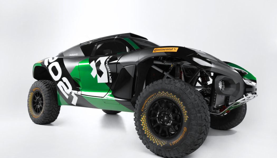 Watch This:  Wild Extreme E Odyssey 21 Electric Racer