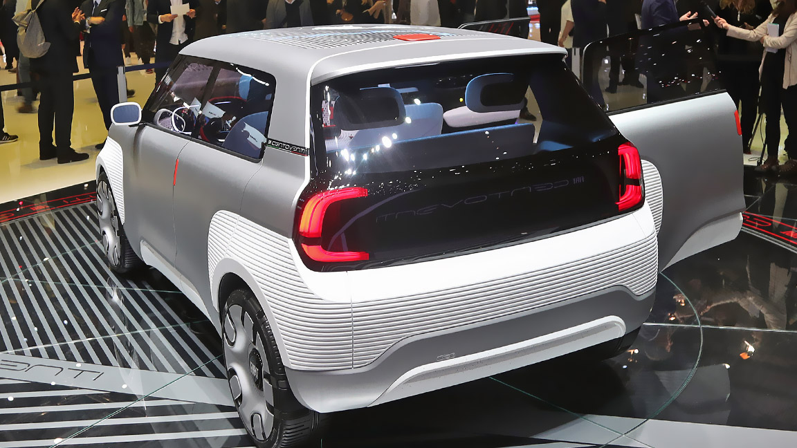 FCA Announces Plan to Build 80,000 Fiat 500e EVs