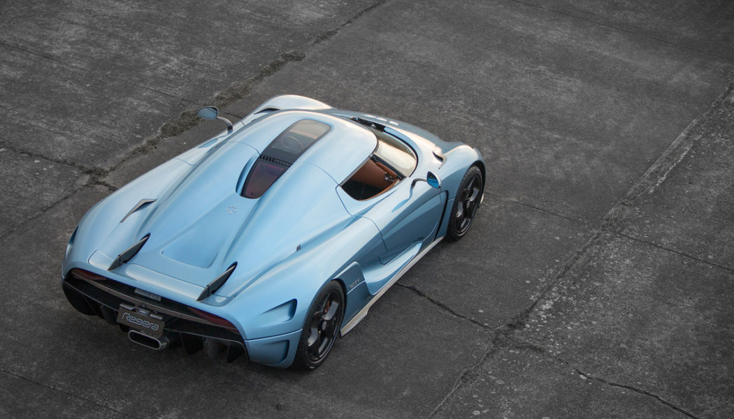 Video: Inside the Koenigsegg Regera Direct Drive Transmission