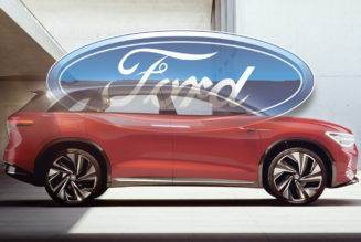 Ford EV will be Powered by VW