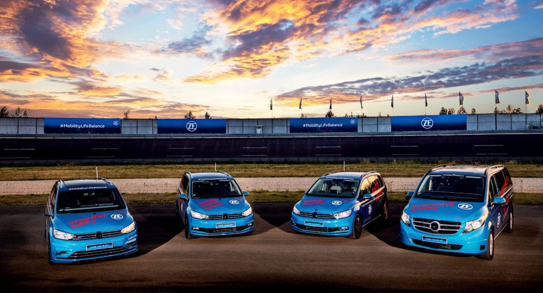 ZF Reveals 2 Speed Transmission for Electric Cars