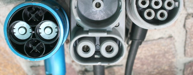 EV Charging Connector Types Explained