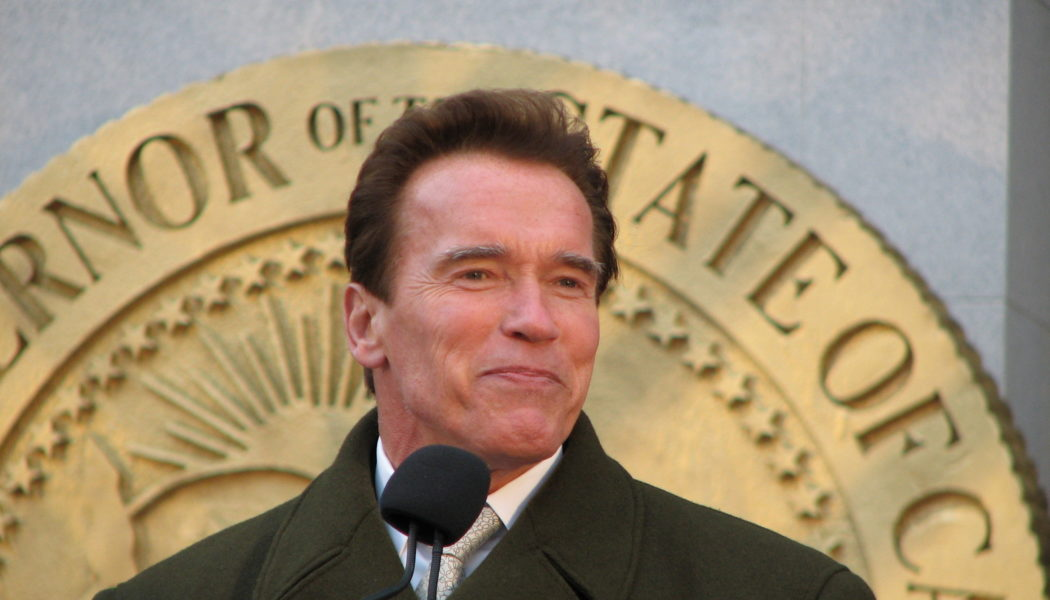 Arnold and EVs: Has the Terminator Gone Green?