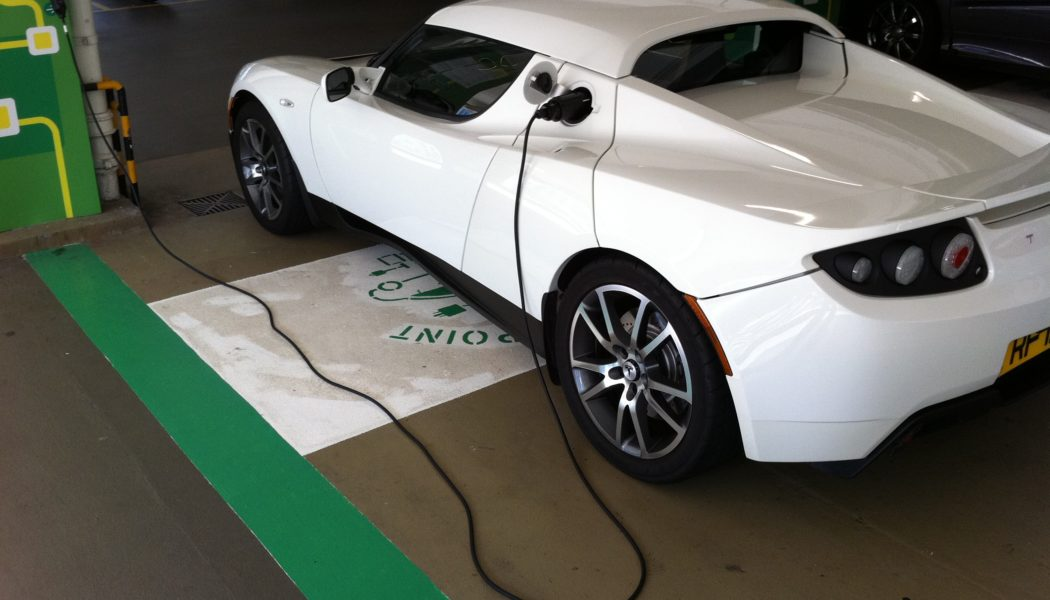 5 Sports Stars Who Drive Electric Vehicles
