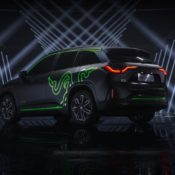 NIO and Razer Launch ES6 Night Explorer Electric SUV with 544HP