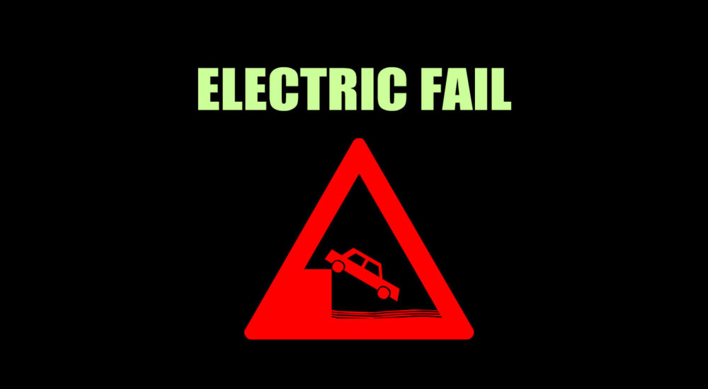 Five Fantastic Failures Featuring Electric Cars