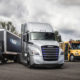 First Electric Freightliner Trucks Begin Production