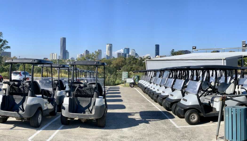 Can You Buy a Tesla Golf Cart?