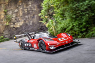 Volkswagen ID.R Smashes Tianmen Mountain Record