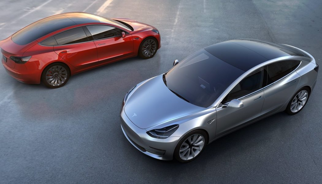 Best Ways to Protect Tesla Model 3 Paint