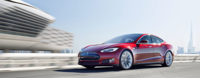 How To Reboot Your Tesla Model S