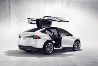 How do Tesla Model X Doors Work?