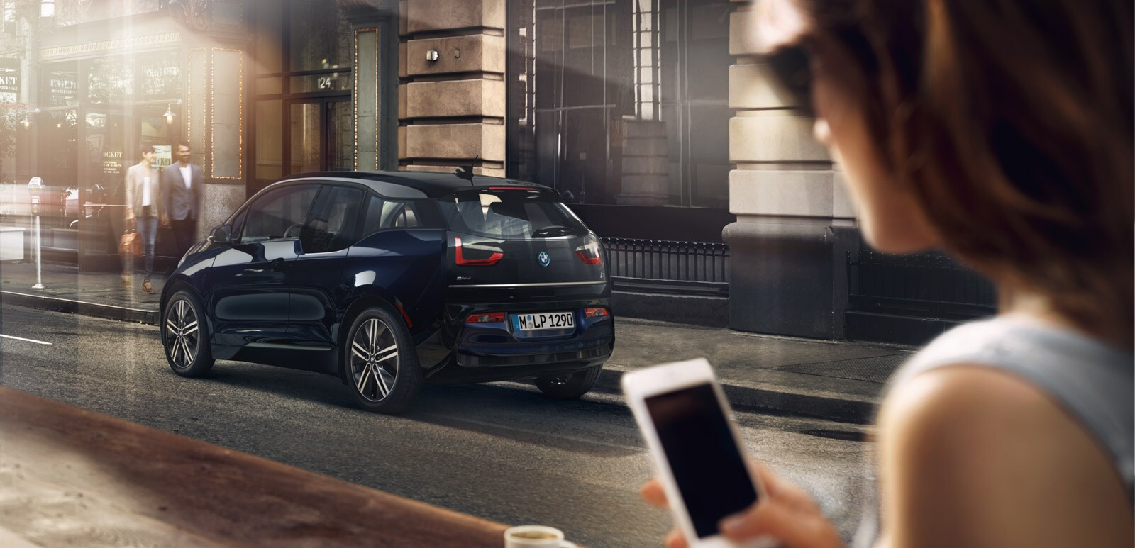 BMW i3 Charging Station Guide